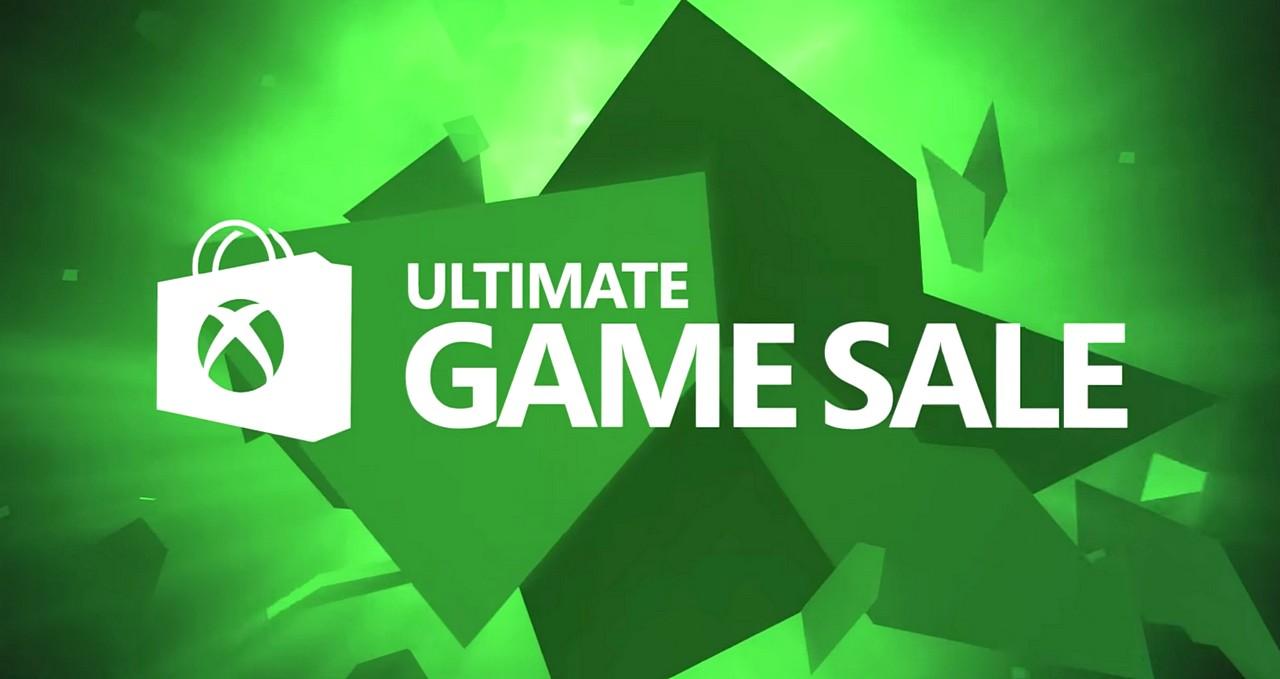 Ultimate Game Sale 2018: partono i saldi estivi su Xbox One
