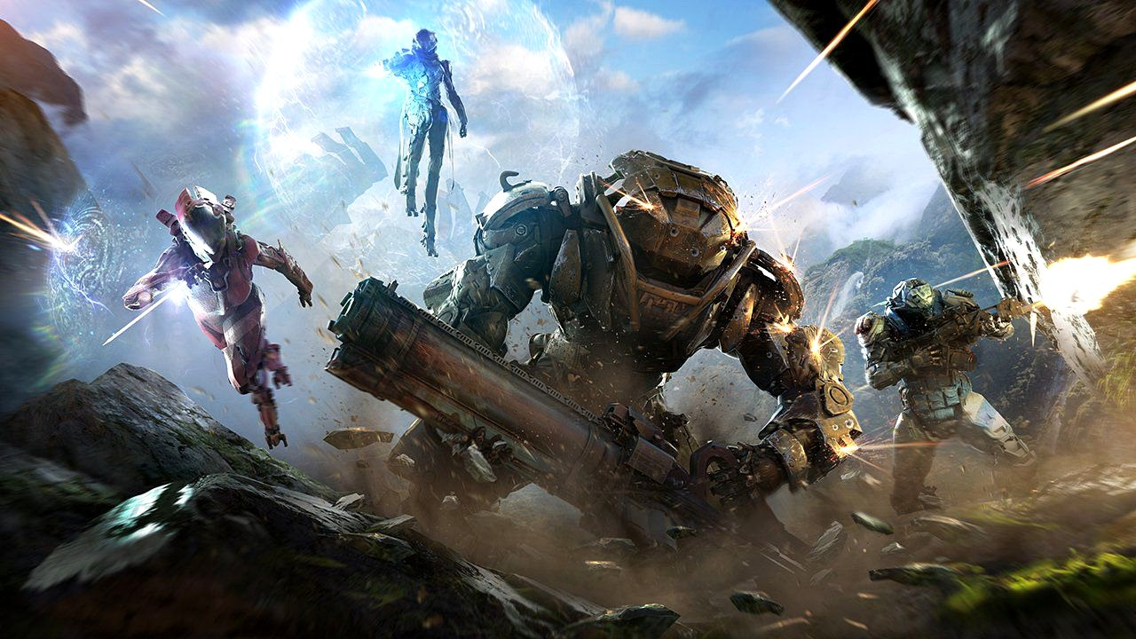 Anthem: BioWare descrive l'esperienza singleplayer