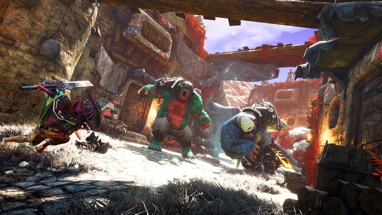 Biomutant: ecco le immagini e il video gameplay della Gamescom