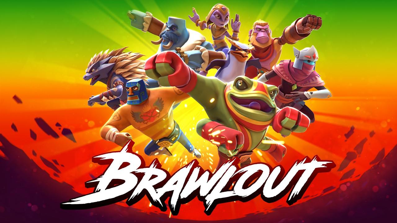 Brawlout: il nuovo video rivela la data di uscita su Xbox One e PS4