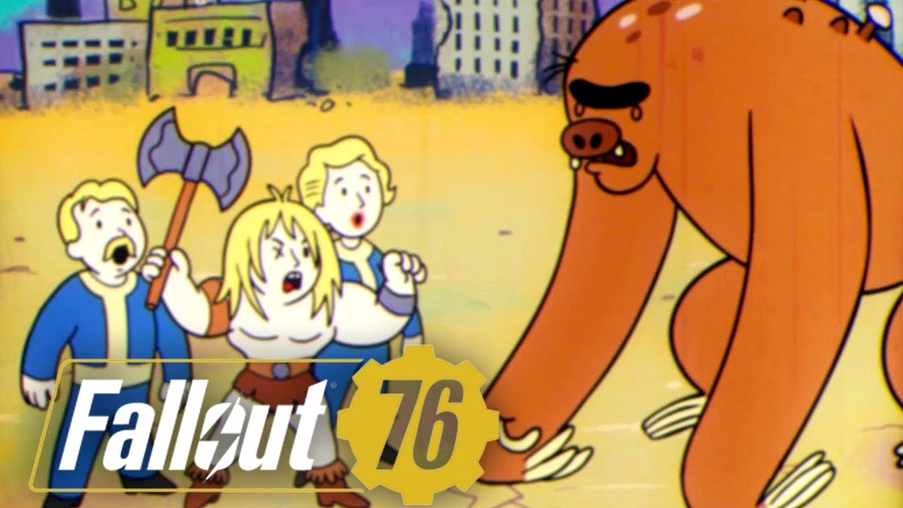 Fallout 76: il video del QuakeCon svela il sistema dei Talenti