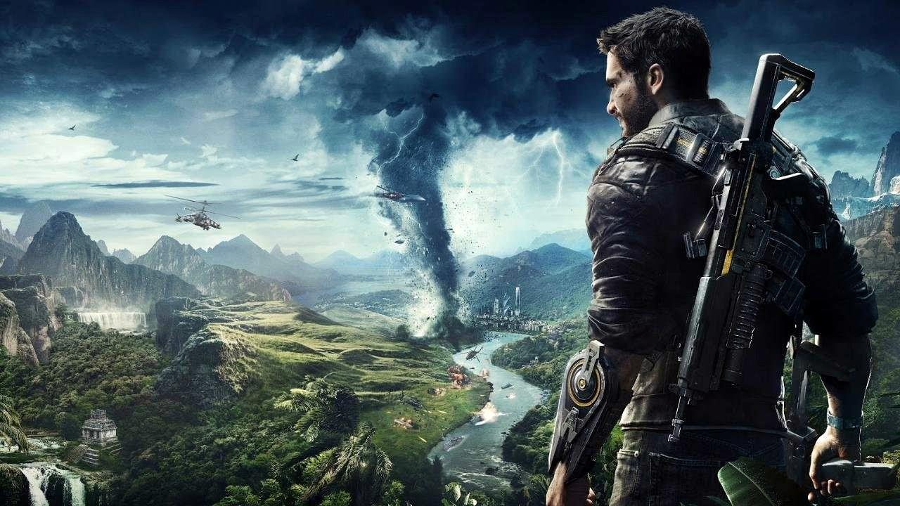 Just Cause 4: il video della Gamescom scatena la furia dei tornado