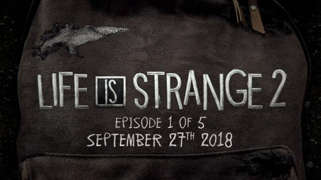 Life is Strange 2 in un inquietante teaser trailer
