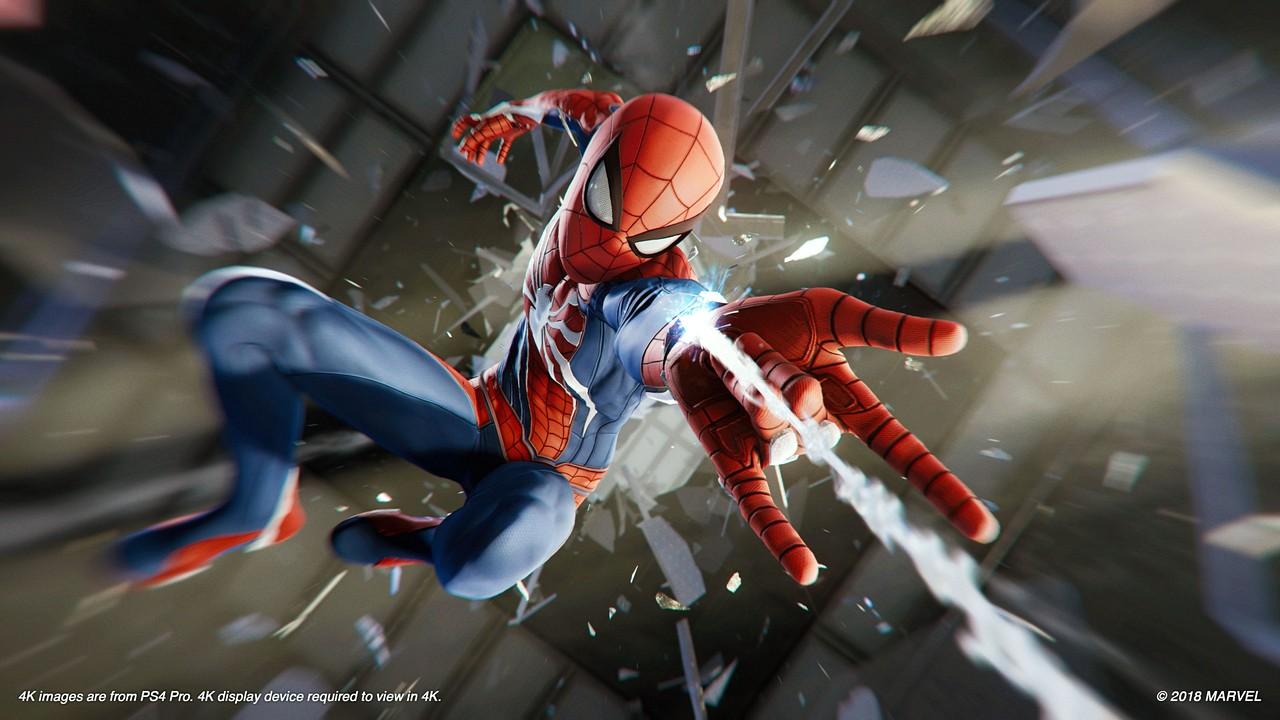 Marvel's Spider-Man: personaggi, nemici e ambientazioni nel trailer di lancio