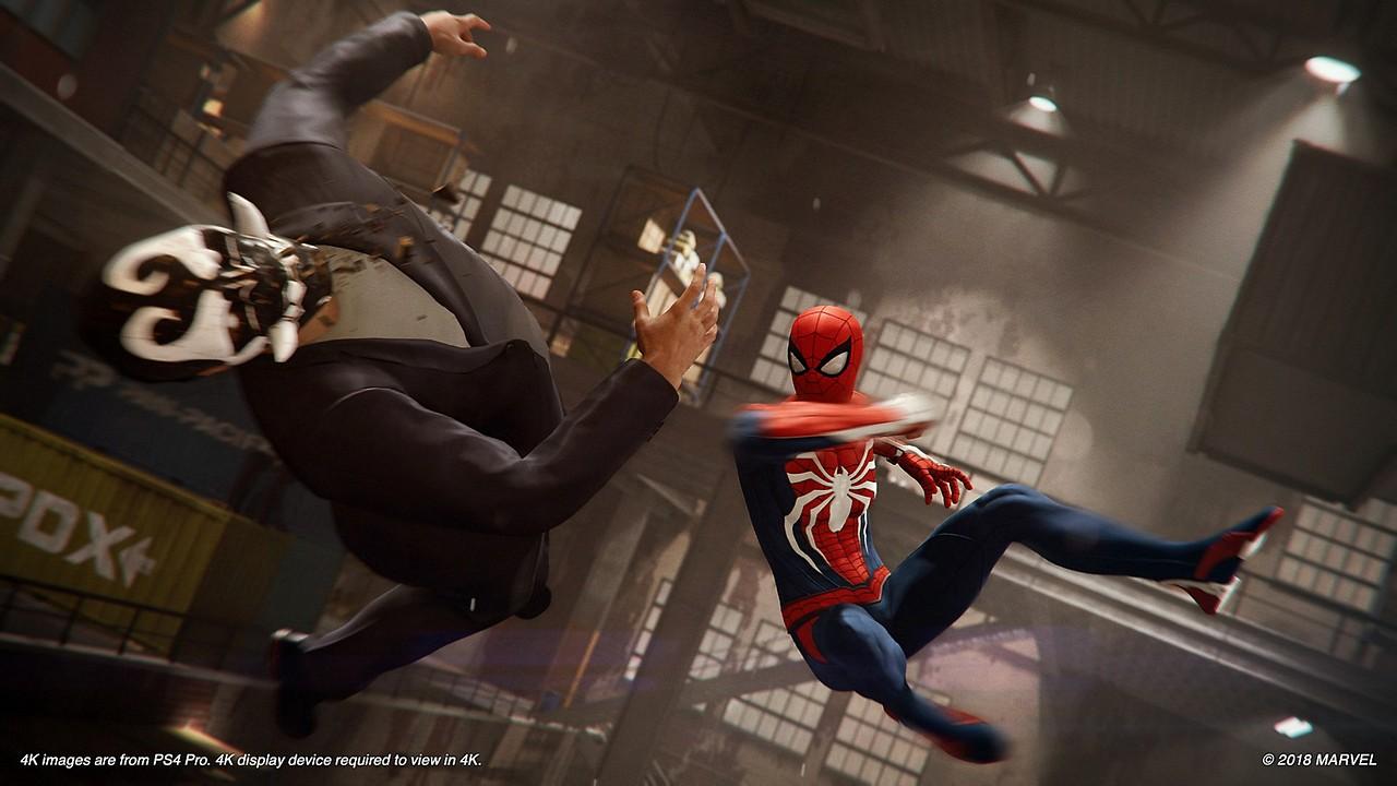 Marvel's Spider-Man: nuove immagini e informazioni sui villain