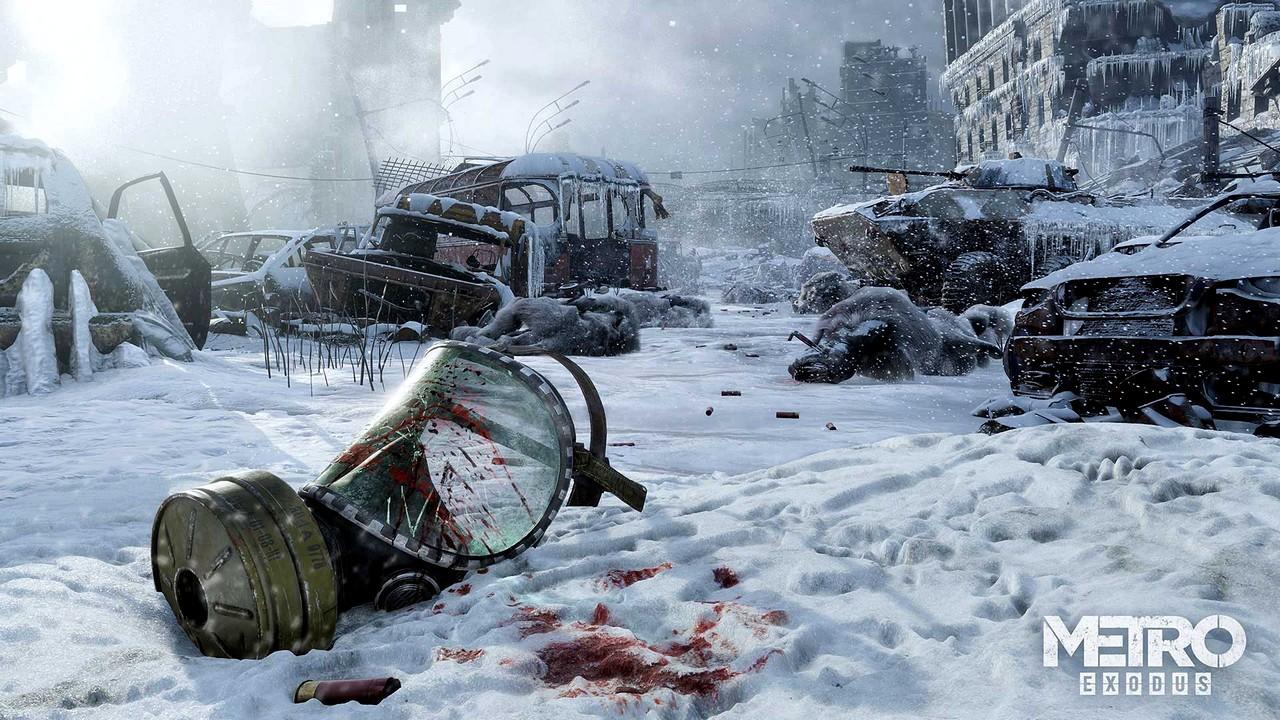 Metro Exodus: Il video della Gamescom ci mostra l'enorme mondo di gioco