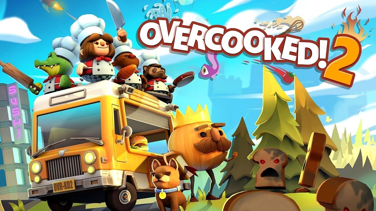 Overcooked! 2 è cotto a puntino: guarda le immagini e il video di lancio