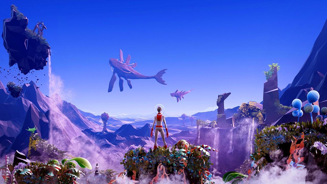 Planet Alpha: ecco il trailer di presentazione e le prime immagini