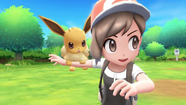 Pokémon per Nintendo Switch rinviato a fine 2019