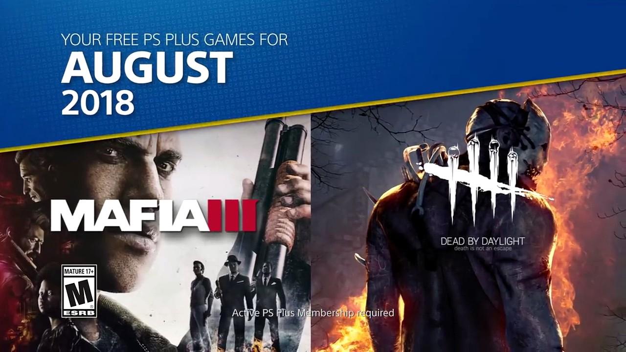 PlayStation Plus: Sony annuncia i videogiochi gratuiti di Agosto