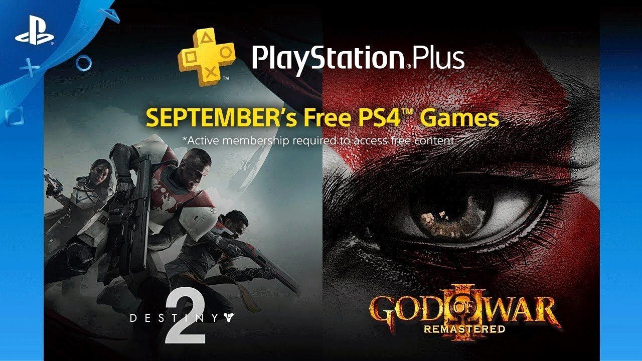 PlayStation Plus: ecco i giochi gratis di Settembre