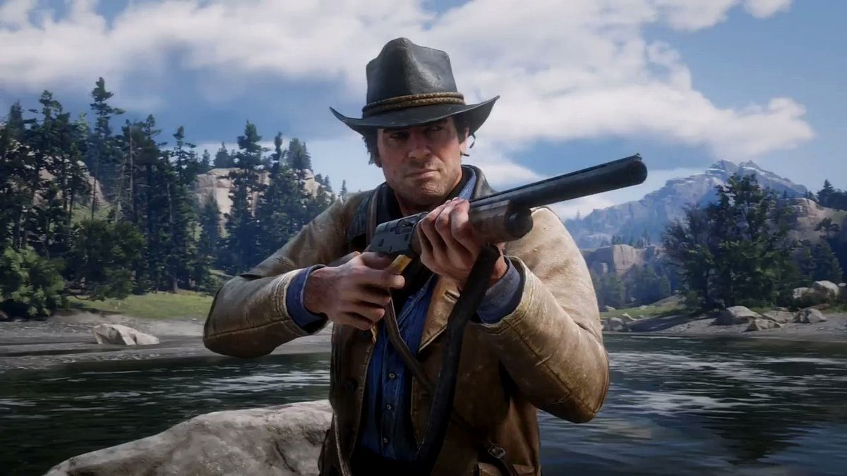 Red Dead Redemption 2: 30 immagini dall'ultimo gameplay trailer