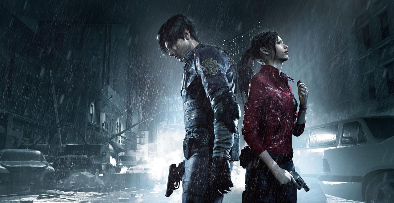 Resident Evil 2: Claire Redfield protagonista delle immagini della Gamescom 2018