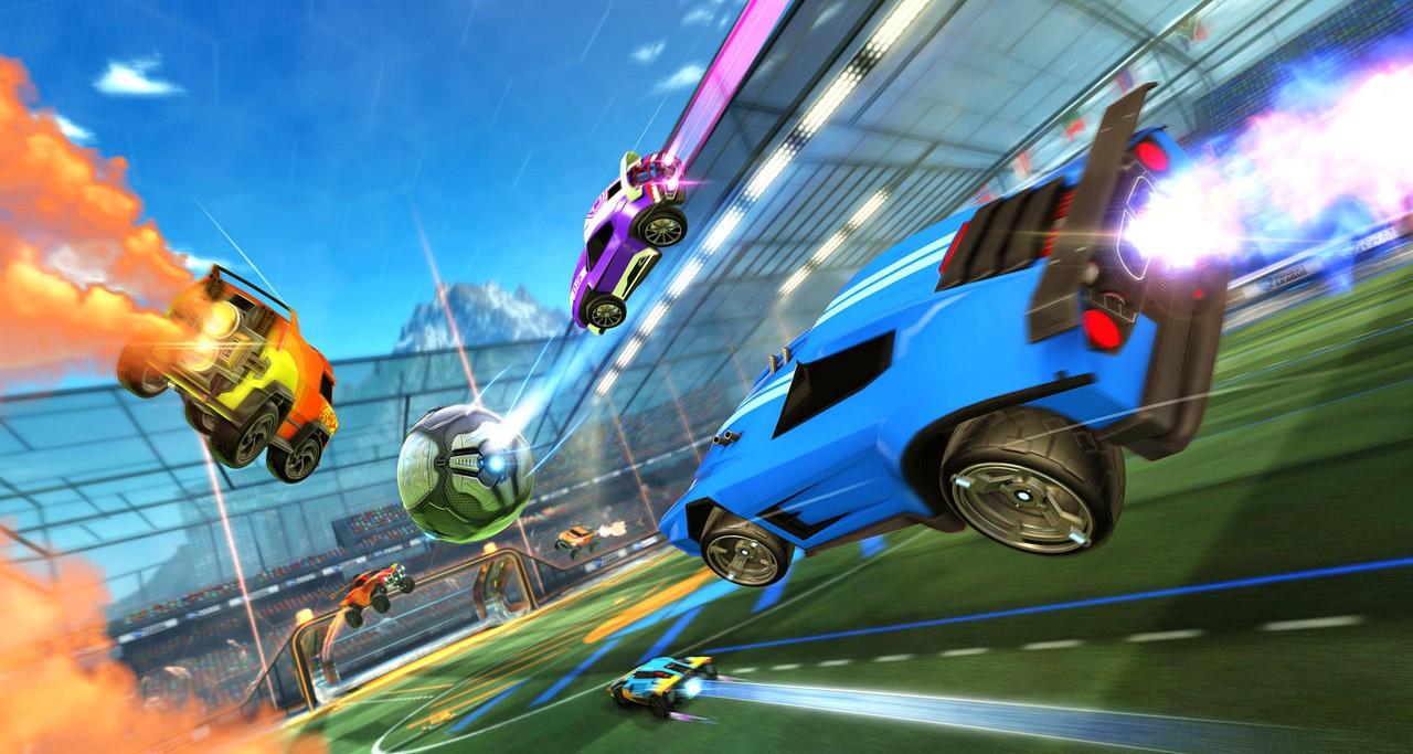 Rocket League: Ultimate Edition esce a fine agosto su PS4, Xbox One e Switch
