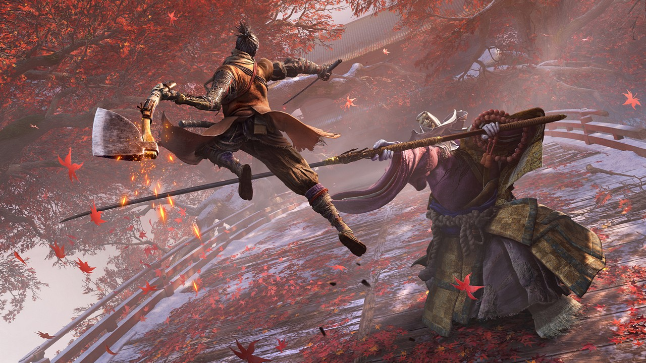 Sekiro: Shadows Die Twice – ecco le prime scene di gioco