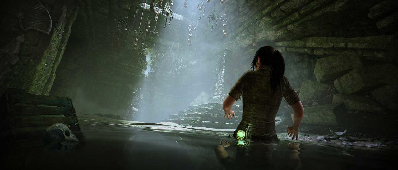 Shadow of the Tomb Raider: le tombe mortali in un trailer
