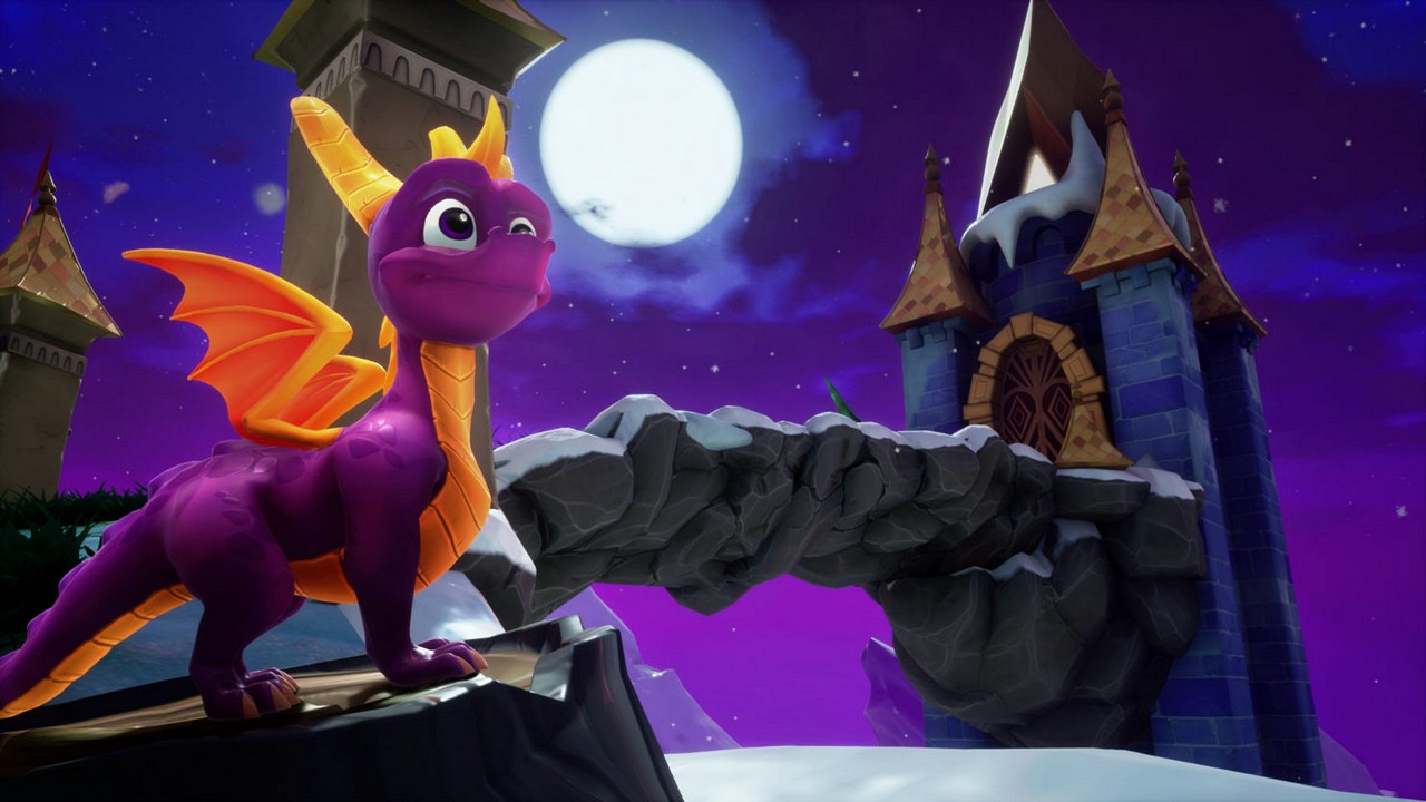 Spyro: Reignited Trilogy – nuove immagini e 15 minuti di video anteprima dalla Gamescom