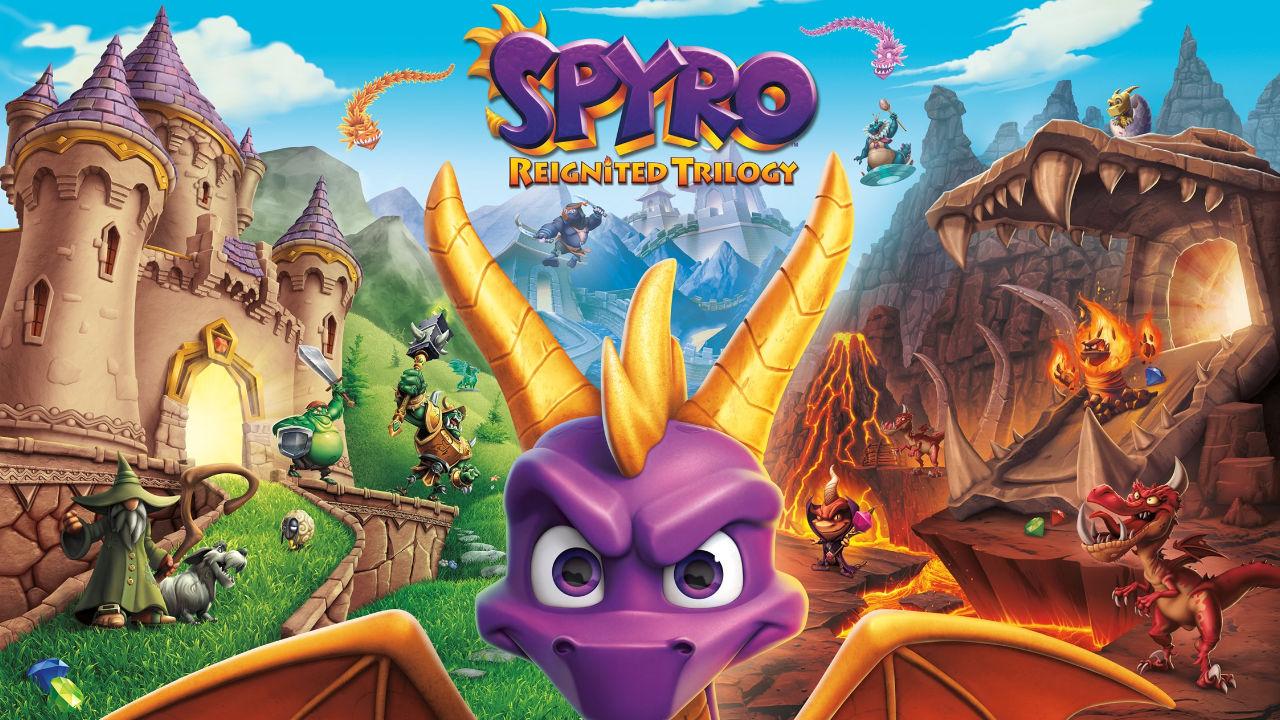 Spyro: Reignited Trilogy slitta a novembre – il nuovo video mostra Hurricos