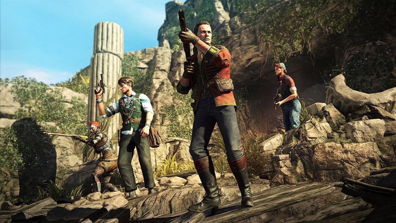 Strange Brigade si lancia in foto e video su PC, PS4 e Xbox One