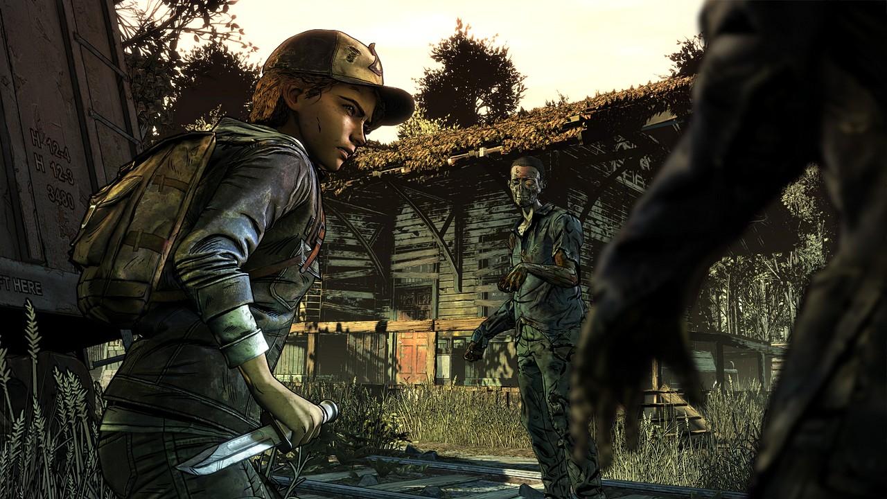 The Walking Dead: The Final Season – il primo episodio si lancia in video