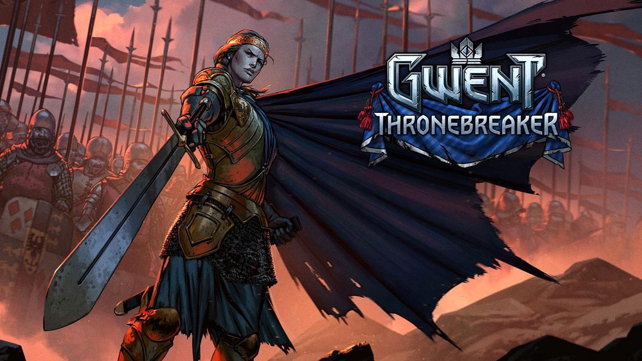 Thronebreaker: The Witcher Tales – CD Projekt presenta il nuovo gioco di ruolo basato sul Gwent