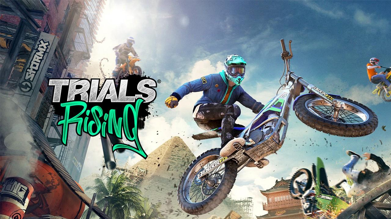Trials Rising: il video della Gamescom svela la data di uscita e il periodo di Beta