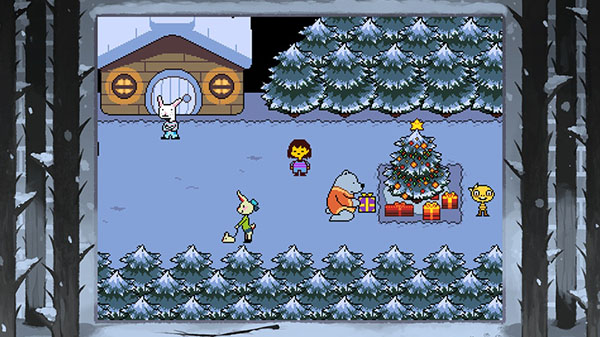 Undertale arriva anche su Nintendo Switch