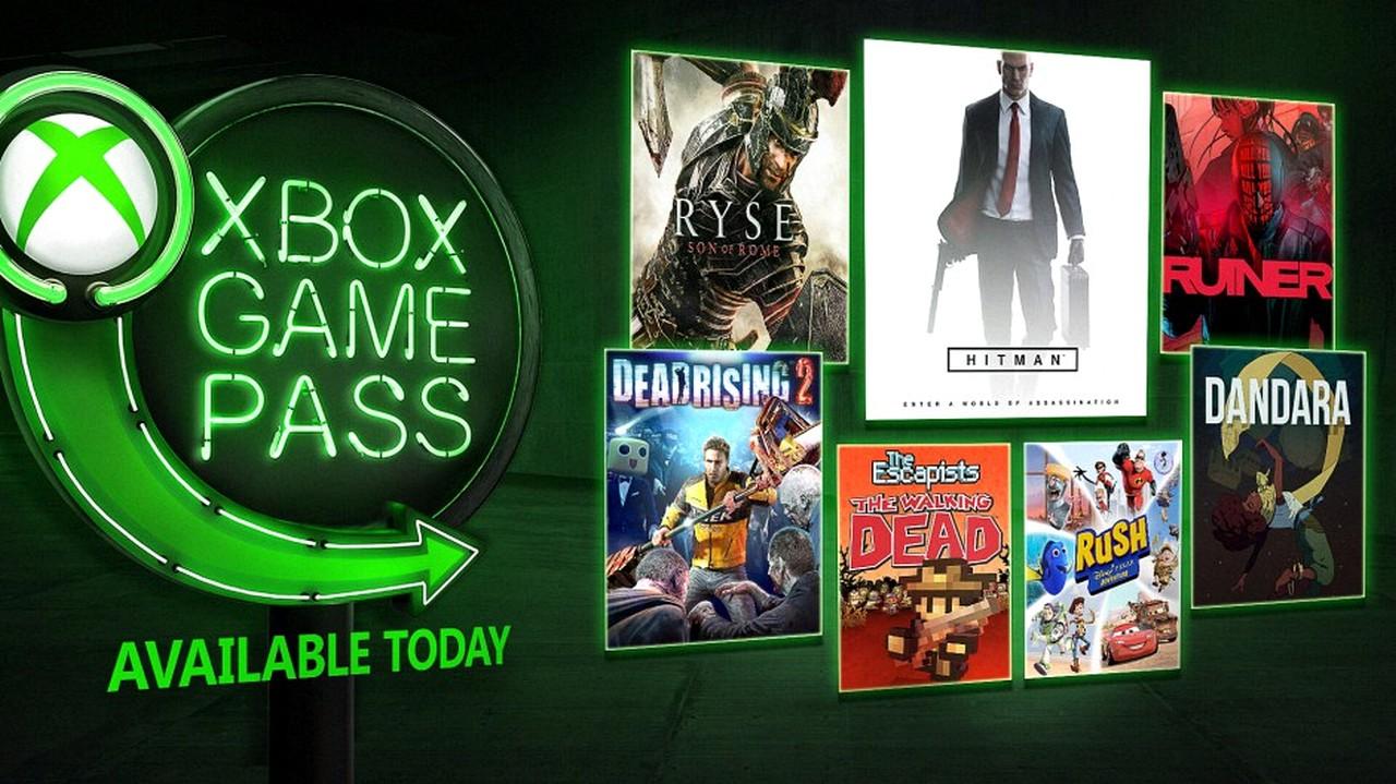 Xbox Game Pass: Ryse Son of Rome e Hitman tra i videogiochi gratuiti di agosto
