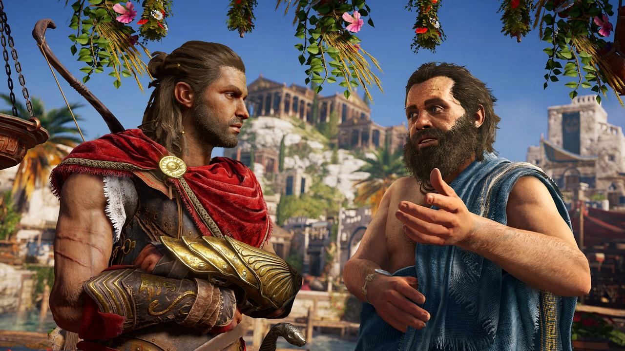 """Assassin's Creed Odyssey: le bellezze dell'Antica Grecia nel nuovo video """"Scegli il tuo Destino"""""""