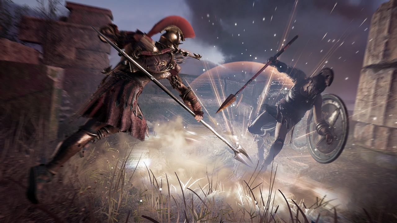 Assassin's Creed Odyssey, specifiche PC ma solo per 30fps