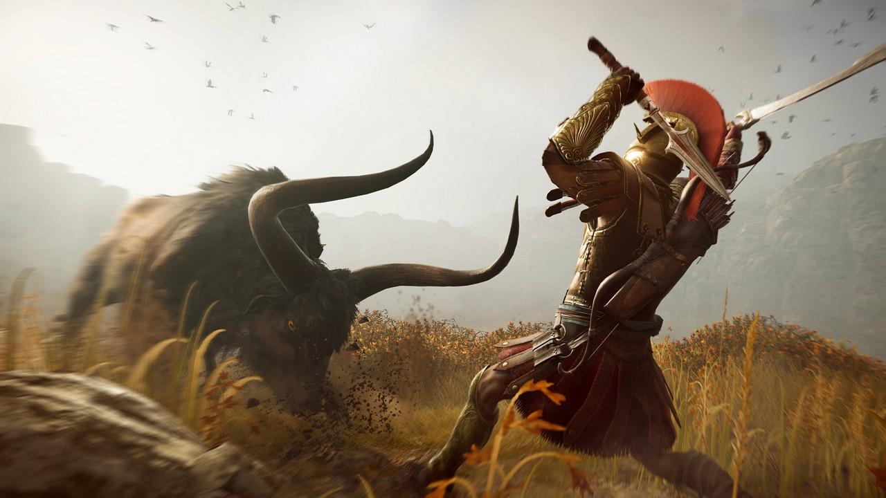 """Assassin's Creed Odyssey: nuove scene di gioco dal video """"Il Potere delle Scelte"""""""