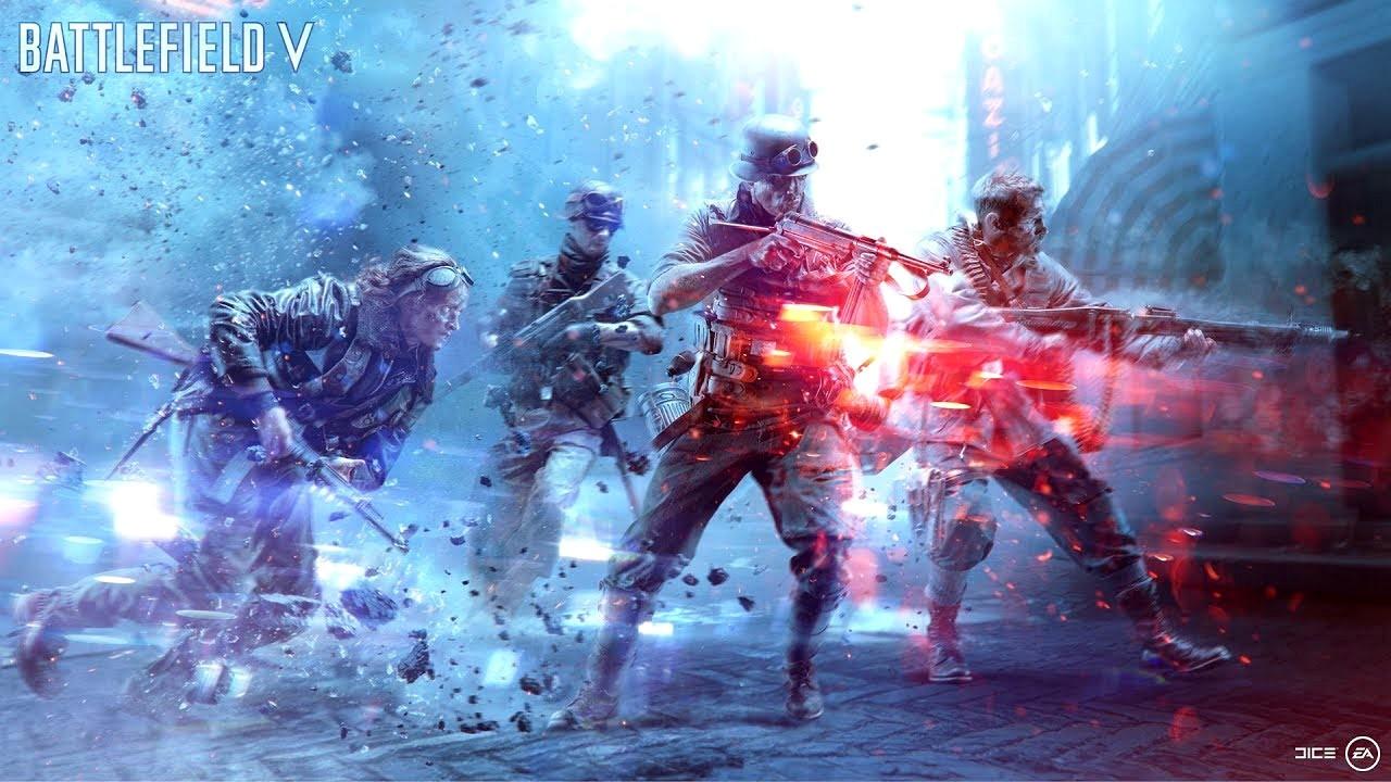 Battlefield V: il nuovo video illustra la modalità battle royale Firestorm