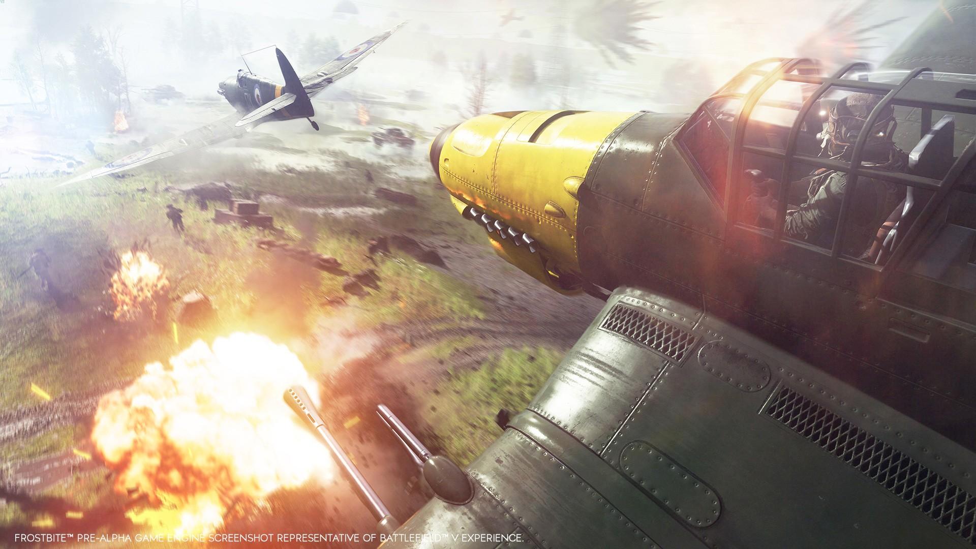Battlefield V, la open beta ora in pre-download