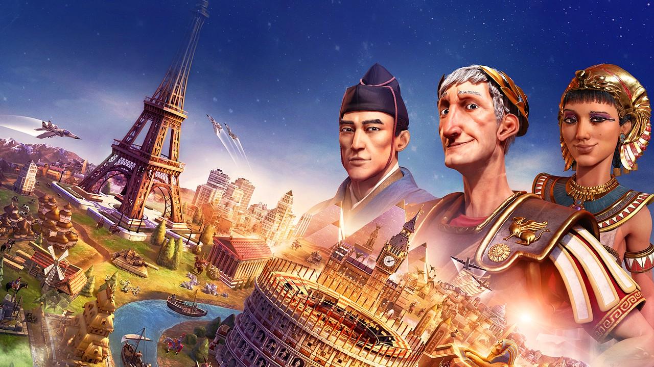 Civilization VI arriva su Nintendo Switch a novembre