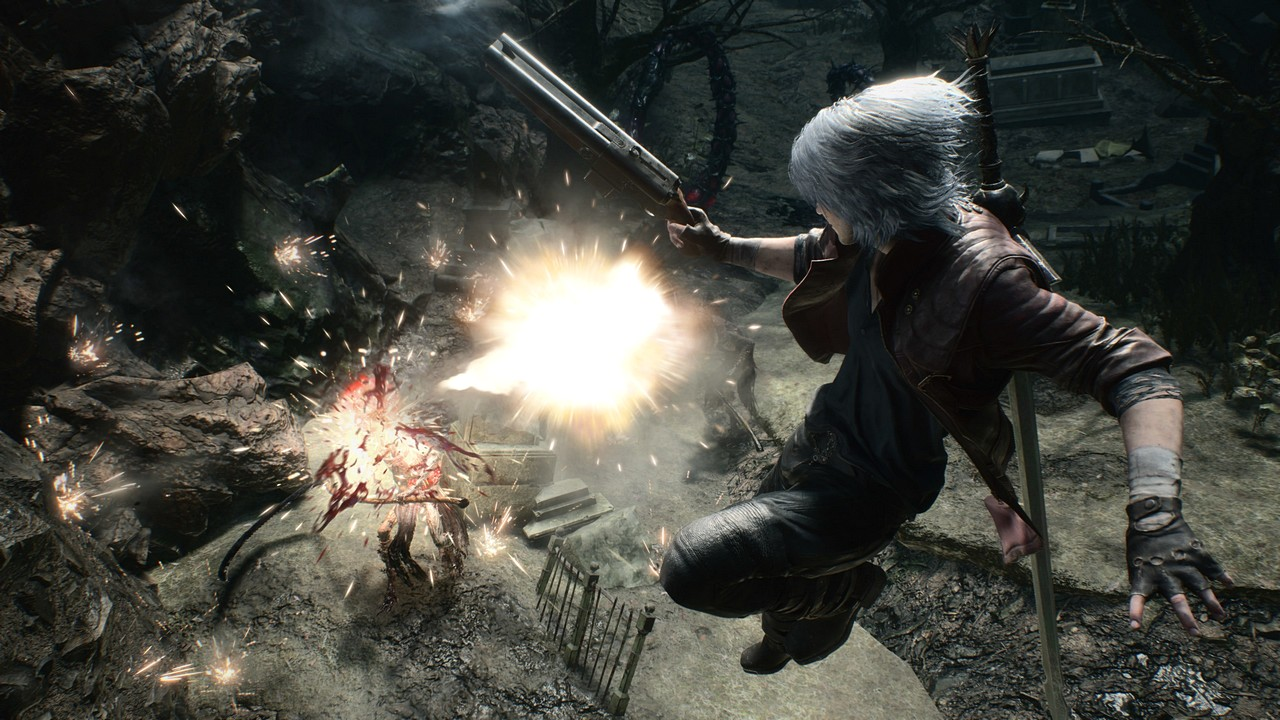 Devil May Cry 5, svelati i requisiti minimi e consigliati