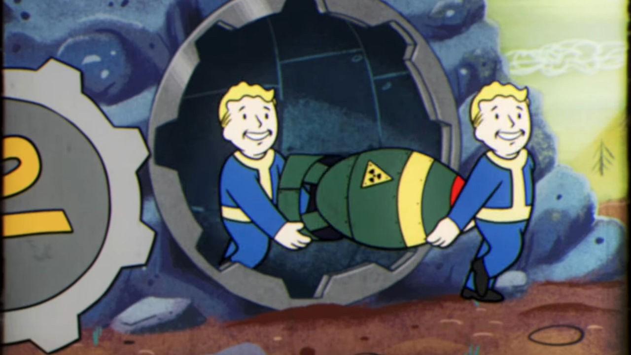 Fallout 76: nuovo video sulle armi nucleari