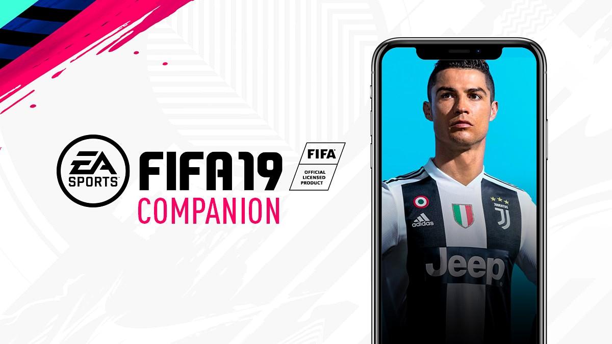 FIFA 19: la companion app per iOS e Android sbarca su App Store e Google Play