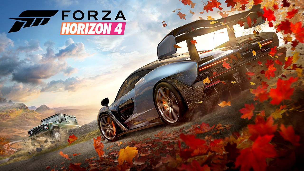 Forza Horizon 4: lo spot TV celebra la bellezza della campagna inglese