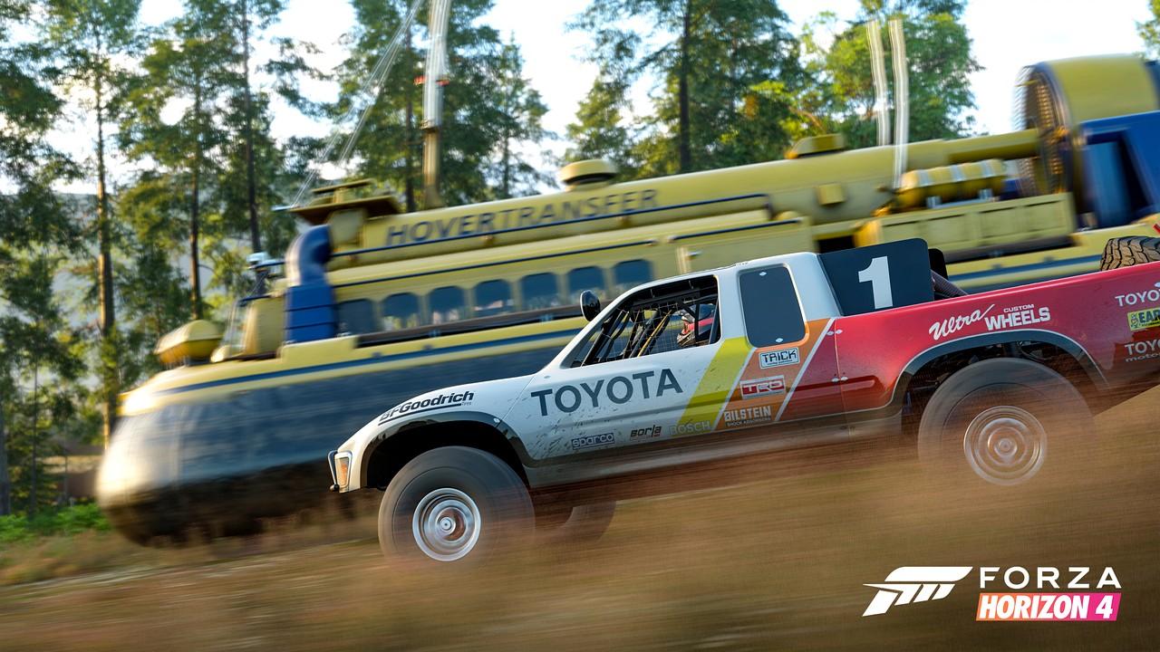 Forza Horizon 4: nuovo trailer e prime info sui contenuti post lancio