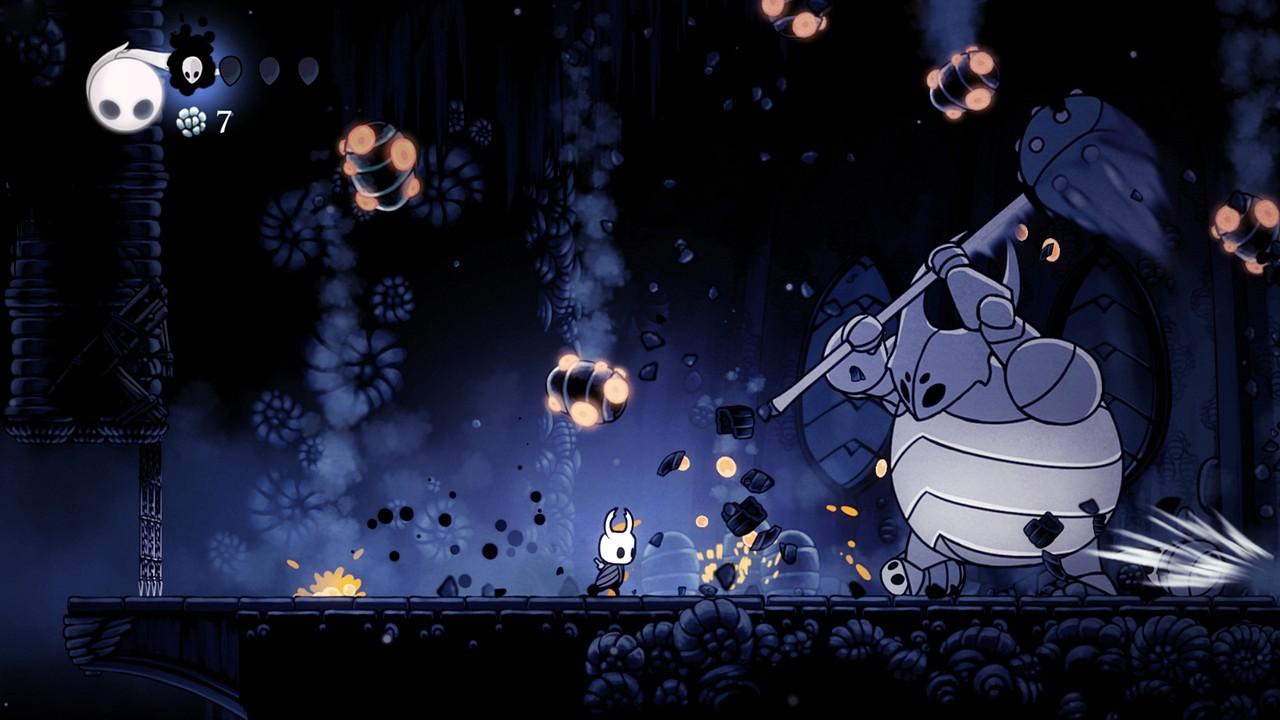 Hollow Knight: la versione PS4 e Xbox One si presenta in foto e video