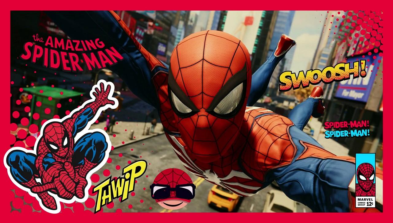 Marvel's Spider-Man: un primo sguardo al Photo Mode