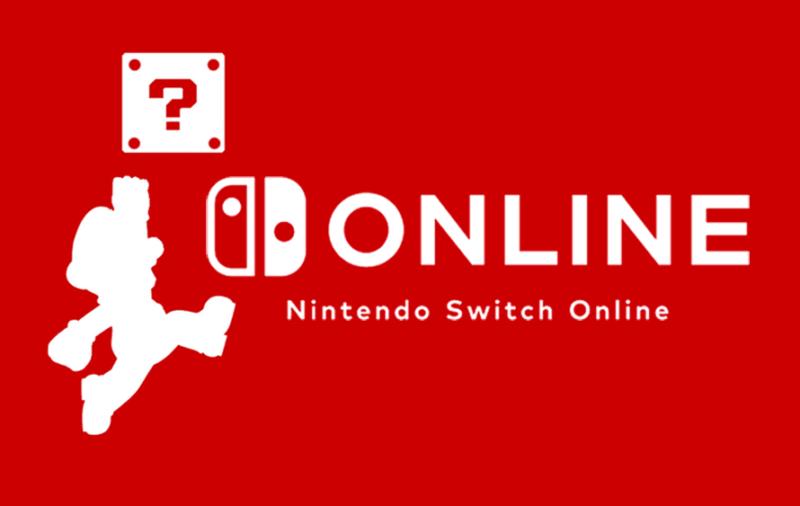 Nintendo Switch Online a pagamento ha un'uscita