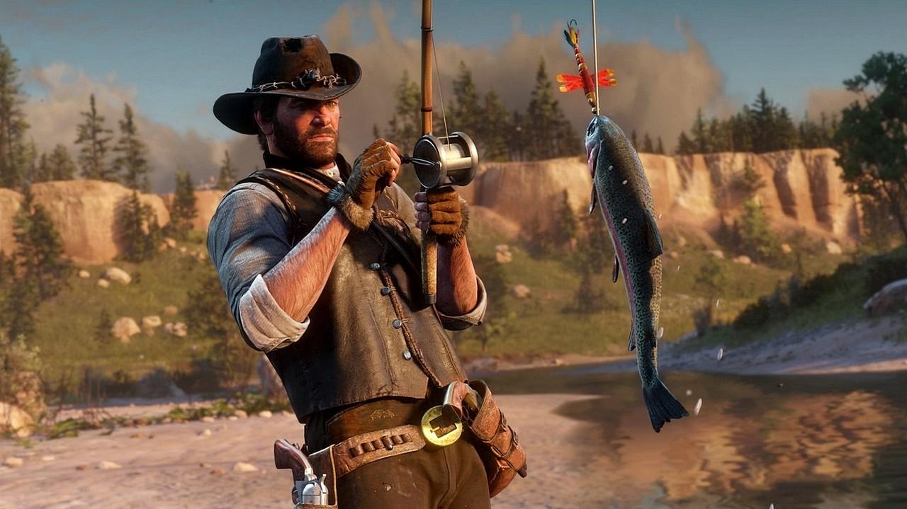 Red Dead Redemption 2 avrà 200 specie di animali: guarda le nuove immagini