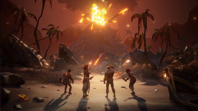Sea of Thieves, il DLC gratuito è stato rinviato