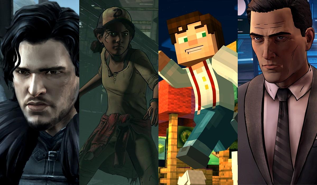 Telltale Games sull'orlo del fallimento: cancellati The Wolf Among Us 2 e Stranger Things