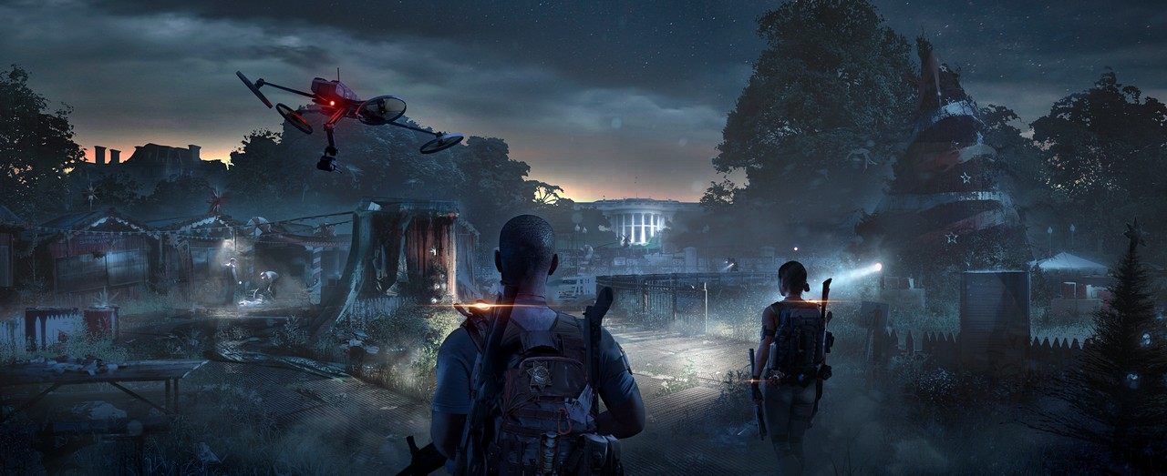 Tom Clancy's The Division 2, nuovo video gameplay dal PAX West 2018