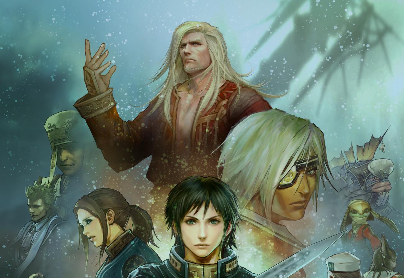 The Last Remnant Remastered su PS4 a dicembre