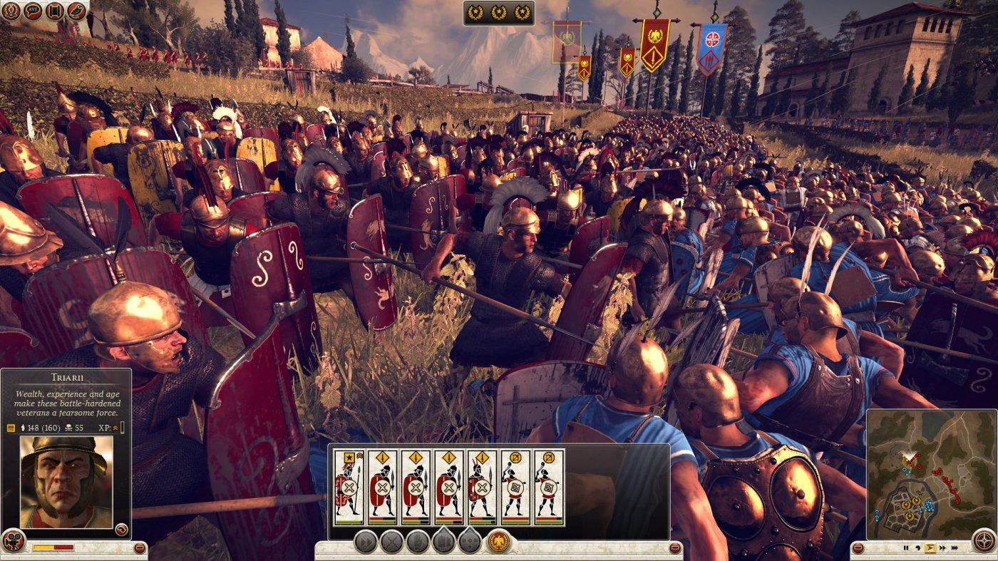 Total War: Rome II, tante critiche per le generalesse