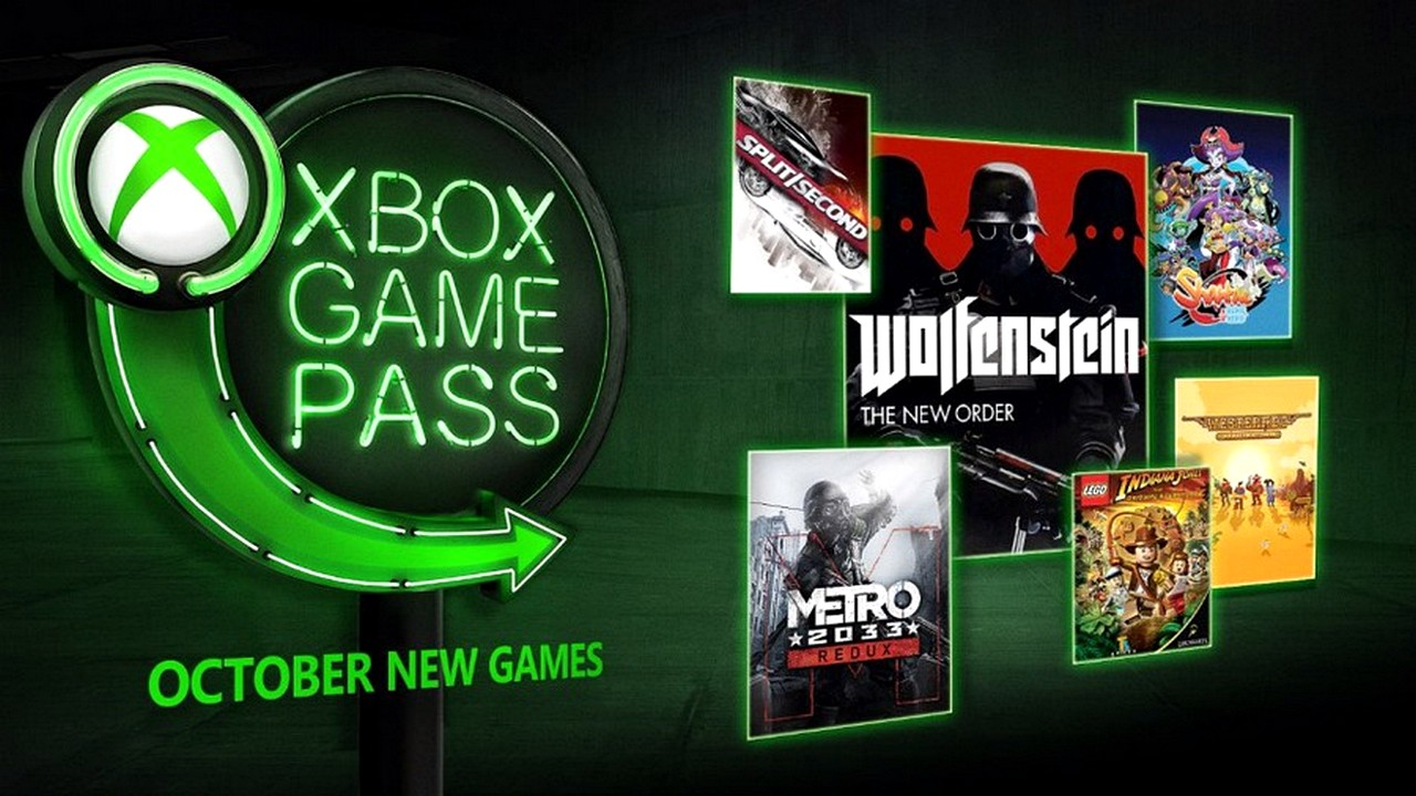 Xbox Game Pass: Forza Horizon 4 e Wolfenstein The New Order tra i giochi gratis di ottobre