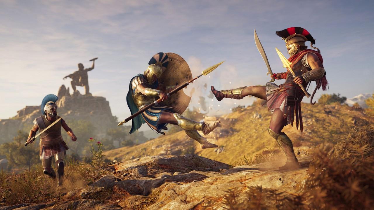 Google annuncia Project Stream: Assassin's Creed Odyssey giocabile in streaming su Chrome